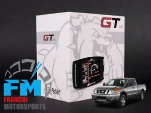 Bully Dog Gt 40417 Tuner Programmer For 2005 2014 Nissan Titan With 5 6 Engine