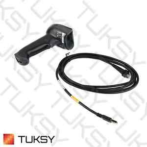 New Honeywell Xenon 1900 Usb Handheld Barcode Scanner Kit Cable 1900ghd 2usb