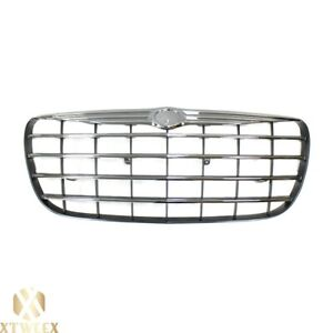 New Front Grille For Chrysler Sebring Chrome Sedan Convertible