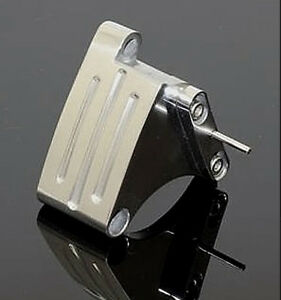 Small Block Chevy Aluminum Timing Pointer Adjustable Tab 6 Or 7 Ball Milled