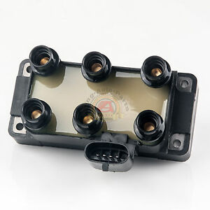 Ignition Coil Pack For Ford Jaguar Mazda Mercury V6 Contour 98 00 E 250 B3000