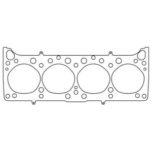 Cometic Head Gasket C5710 040 Mls Stainless 040 3 950 For Pontiac 350 V8