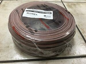 Honeywell Genesis Thermostat Cable 500 Ft 18 3 Solid Cl2 pvc New 47115807