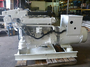 Northernlights By Lugger Diesel Generator 40kw Heavy Duty continuous