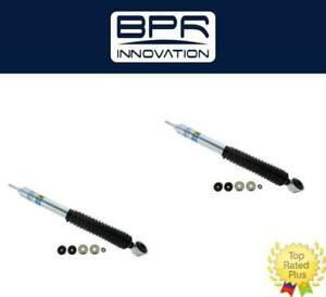 Bilstein Pair B8 5100 Rear Shock Absorber Monotube For Toyota 4runner fj Cruiser