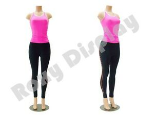 Headless Female Plastic Mannequin Brazilian Hip Style Without Arm ff202 ps