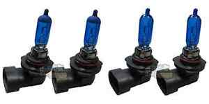 Xenon Hid Halogen Headlight Bulbs 1998 1999 2000 2001 2002 Chevy Camaro