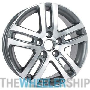 Set Of 4 New 16 Alloy Replacement Wheels For Vw Jetta 2005 2015 Rim 69812