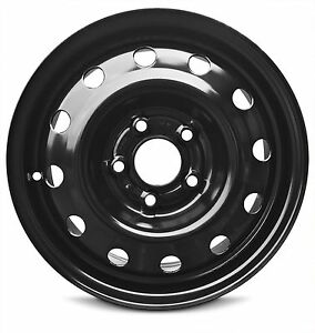 Road Ready 16 Inch Steel Wheel Rim For Jeep Patriot 2011 2017 Compass 13 17