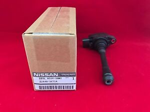 New Genuine Oem Nissan Ignition Coil Assembly 22448 1kt1a Free Shipping
