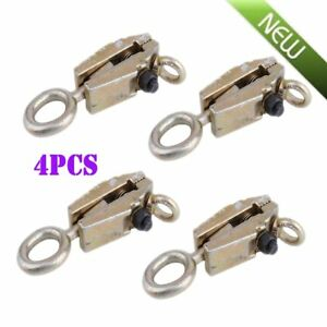 4 X 5 Ton Clamp Self tightening Frame Body Repair Small Mouth Pull Clamp Tool