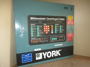 York Millennium Centrifugal Chiller Display control Panel Interface keypad Only