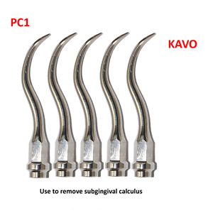 5pcs Kavo Dental Air Scaler Perio Tips Kavo pc1 Compatible With Kavo Piezo