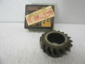 Nos 1960 1963 Corvette F85 4speed Transmission Reverse Idler Gear Gm 3774904 Dp