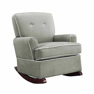 Rocking Chair Glider Baby Nursery Seat Traditional Furniture ...
