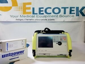 Zoll M Series Bls 3 Lead Analyze New Battery