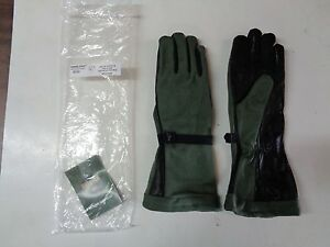 New Handlogic Gore tex Pol Fuel Handlers Leather Glove 80w Xx large Sage Green