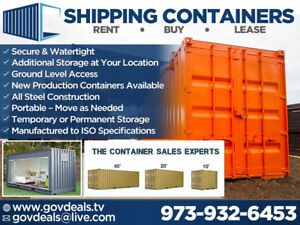 New Shipping Container Storage Container Cargo Container Container Shipping