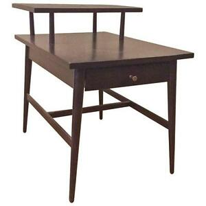 Two Tier Side Table By Paul Mccobb For Planner Group