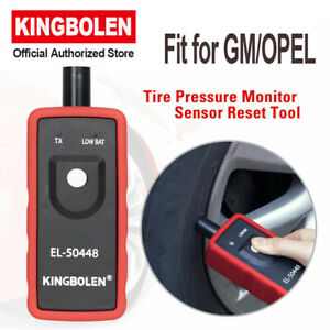 El 50448 Tpms Relearn Tool Auto Tire Pressure Sensor Activation For Gm Vehicle