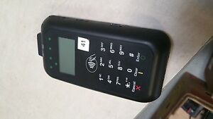 Genuine Verifone Vx600 Payware Mobile Enterprise Barcode Scanner Untested