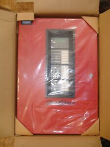 New Edwards Efs1004rd Fire Alarm Control Panel 10 Zone 120 Volt E fs1004rd