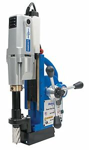Hougen Hmd927 Automatic Magnetic Drill 2 Speed coolant Power Feed 115v