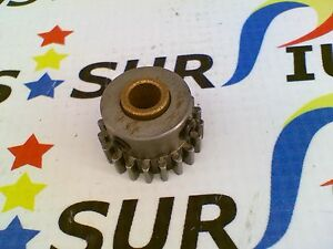 Ussp Videojet Cheshire Tabber Spur Gear 216093 20 Tooth 1 4 Inch Bore