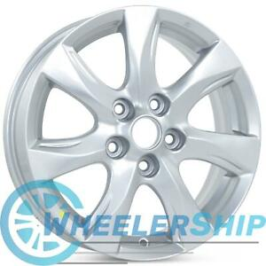 New 16 X 6 5 Replacement Wheel For Mazda 3 2010 2011 Rim 64927