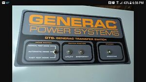 Generac Gts 100 Amp Automatic Transfer Switch