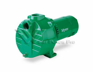 Qp10b Myers 1 Hp Quick Prime Centrifugal Sprinkler Water Well Pump Single Phase