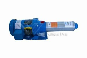 10gbs20 Goulds High Pressure Multi stage Booster Pump 2 Hp 1ph 17 Stages