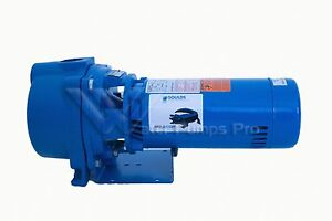 Gt203 Goulds Gt 20 Sprinkler Irrigation Surface Water Well Pump 2hp 3 Phase