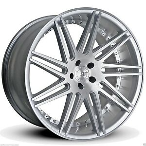 22 Rf11 Staggered Concave Wheels Rims For Bentley Continental Gt