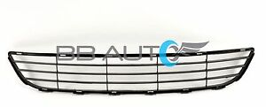 New Front Bumper Grille For 2007 2008 Toyota Yaris Sedan Black To1036108
