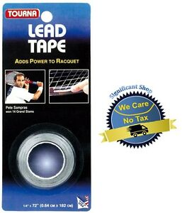 Unique Golf Lead Weight Tape For Putter Club Golfer Accessory Heavy Duty Tennis