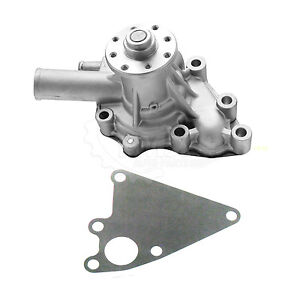 New Water Pump W Gasket For Isuzu Pickup Trooper Chevrolet Luv 2 2l Diesel 81 87