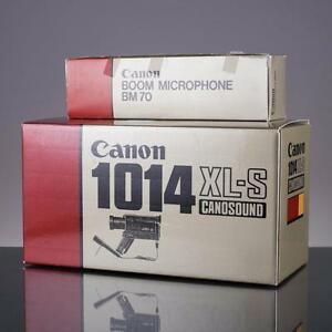 mint canon 1014 xl s super 8 camera tested