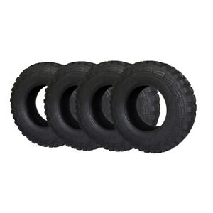 35x12 5r17 Lt Crocodile Mud Terrain Tire By Laksea Tire Set Of Four