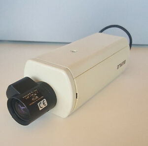 Burle Security Commercial Video Camera Tc372