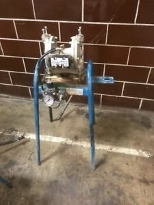 Wagner Colora Diaphragm Paint Pump U706 00ab Warranty Fast Shipping