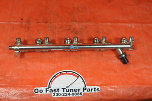 16 17 Ford Focus Rs Fuel Rail Fuelrail Injector Rails Oem Factory Stock 2 3l