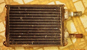 1961 1962 1963 Ford T bird Ac Heater Core Under Dash Int 61 62 63 Ford