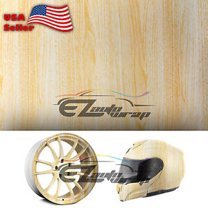 19 x38 Hydrographic Film Hydro Dipping Dip Water Transfer Wood Grain Print 02