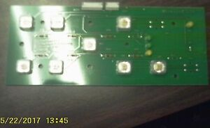Outside Siderail Control Board For Stryker Patriot Electric Hospital Bed Guarent