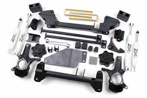 Chevy Gmc 6 Lift Kit 1999 2006 Silverado Sierra 1500 4wd Zone Offroad C3