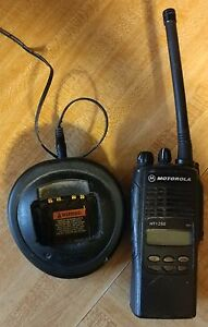 Motorola Ht1250 Ls Two Way Radio
