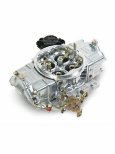 Holley 4150 Aluminum Street Hp Carburettor Cfm 750 4 barrel Silver 0 82750sa