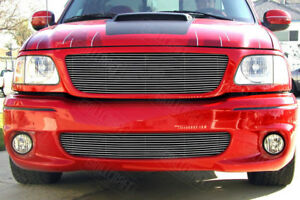 Grille Lightning Grillcraft For1305 Bac Fits 1999 Ford F 150