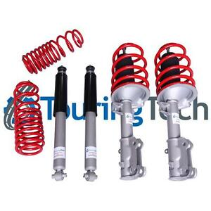 Touring Tech Performance Shocks Lowering Springs 2005 14 Ford Mustang